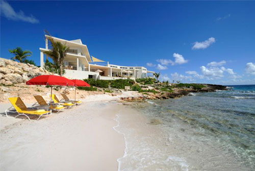 anguilla vacation home